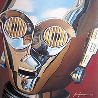 Star Wars Artwork | Offical Christian Waggoner Art | Disney Fine Art | peanuts gallery | Scoop.it