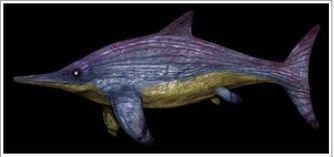 Les ichthyosaures ont survécu plus longtemps | Aux origines | Scoop.it