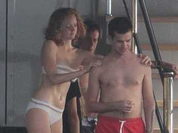 Jack Dorsey Is Spending His Holidays On A Yacht In St Barts With A Model | Digital-News on Scoop.it today | Scoop.it