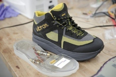 Power walk: Footsteps could charge mobile electronics | Family Technology | Scoop.it