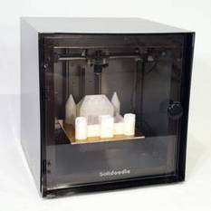 Solidoodle : une imprimante 3D à moins de 400 euros !   Just Do It Yourself   Scoop.it