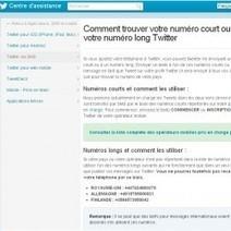 Twitter renforce a minima la sécurité des comptes via SMS | Geeks | Scoop.it