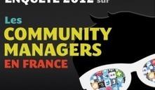 Infographie : la place du community manager dans l'entreprise | infographie | Scoop.it