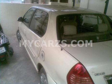 TATA INDIGO white,2007 in Hyderabad | Buy or sell used cars in online | Scoop.it