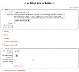 My 5 Favorite Moodle 2.5 Improvements | Blended classroom | Scoop.it