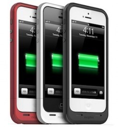 Mophie Juice Pack Plus for iPhone 5 adds battery life without the bulk | Mobile Terra Firma | Scoop.it