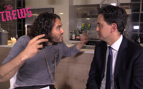 Has Ed Miliband changed his accent to get elected? - Telegraph.co.uk | Where has all the trust gone? | Scoop.it