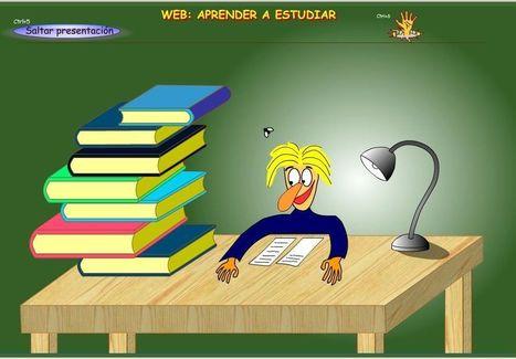 Aprender a Estudiar - Excelentes Actividades Didácticas con TIC   Sitio   Estrategias de Aprendizaje   Scoop.it