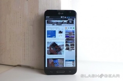 LG Optimus G Pro review.. AT&T style | Mobile IT | Scoop.it