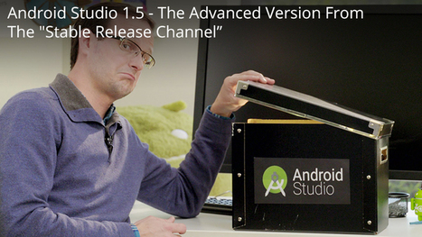 """Android Studio 1.5 - The Advanced Version From The """"Stable Release Channel"""" 
