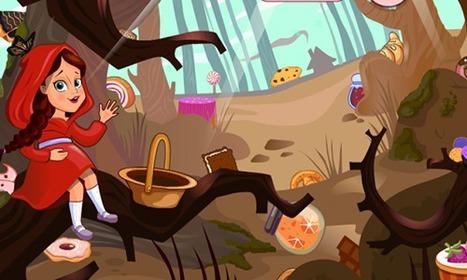 العاب بنات في الغابة الحمراء   edumooc 4 all   Scoop.it