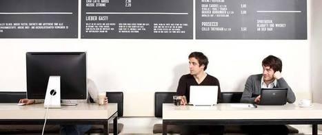 DE: Sankt Oberholz | FR: Startup à Berlin - vivre, travailler et créer son entreprise en Allemagne | Scoop.it