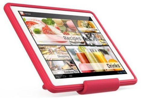 Archos launches a kitchen tablet called the ChefPad - Liliputing | UX Wins, Fails, and WTFs | Scoop.it
