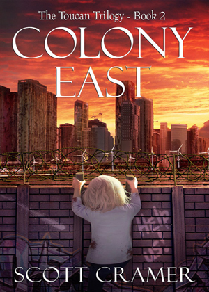 Colony East - Slashed Reads | Book Marketing Made Easy | Scoop.it