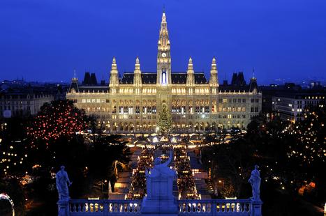 6 des plus beaux marchés de Noël en Europe   Tourisme veille info   Scoop.it