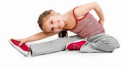 Bienestar: Ejercicios para los más pequeños | Apasionadas por la salud y lo natural | Scoop.it