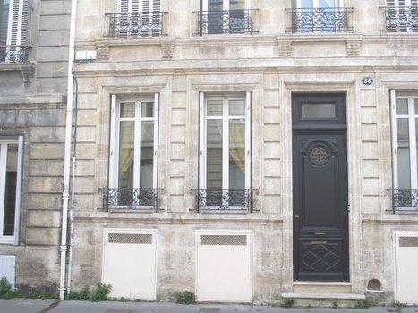 Maison bourgeoise en pierre Chartrons   Bordeaux Belles Maisons   Scoop.it