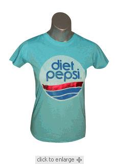 Vintage t-shirts - Diet Pepsi | Buy sunday funday tee vintage movie t- shirts | Scoop.it