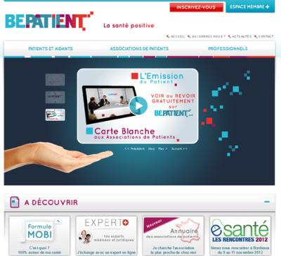 BePatient étoffe son offre de services e-Santé « Buzz e-sante, un ... | eSanté & Télémédecine | De la E santé...à la E pharmacie..y a qu'un pas (en fait plusieurs)... | Scoop.it