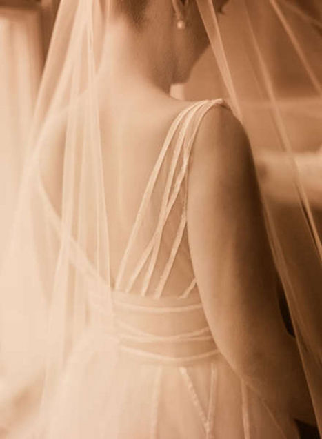 """""""You NEED to Wear Some Kind of Veil"""" and Other Wedding Style Rules From ... - Glamour (blog) 