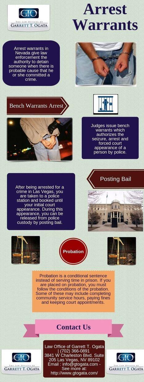 Arrest Warrants | Crimanal Attorney | Scoop.it