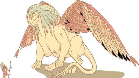 Resuelve el enigma más mitológico | Mitología clásica | Scoop.it