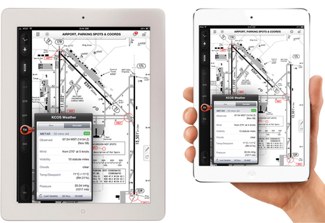 iPad mini Poised For Rapid Pilot Adoption - Aviation International News | Dr. I Principal Tech Tips | Scoop.it