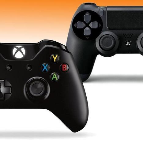 Console Showdown: Xbox One vs. PlayStation 4 | Technology in Business Today | Scoop.it
