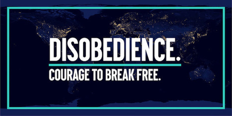 Disobedience | Marine Conservation Research | Scoop.it