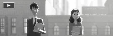 Paperman, el amor en los tiempos de Disney   Paperman   Scoop.it