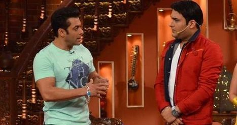 Bollywood News:ये क्या! कपिल शर्मा ने सलमान से 'पंगा' ले लिया | Bollywood News | Scoop.it