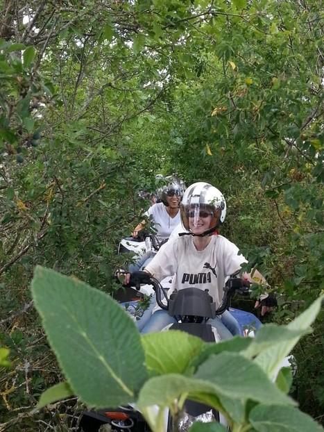Le quad, un bon moyen de découvrir l'Aveyron   L'info tourisme en Aveyron   Scoop.it