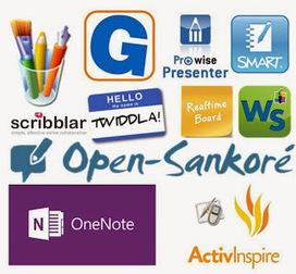 WitBlauw - Basisonderwijs en ICT: Digibordsoftware in 11 verschillende smaken | learn and teach | Scoop.it