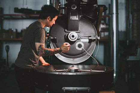 Metric Roastmaster Xavier Alexander on Method, Buying Online Machinery and Why Not to Be a 'Hard On' About Coffee | Coffee News | Scoop.it