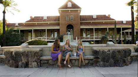 UA Seeking Funding for Farm Outreach, Tuition Balance | Arizona Illustrated (TV) | CALS in the News | Scoop.it