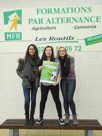 Le blog de la MFR de Granville : Concours d'affiches pour le Comice Agricole de Saint Pair sur Mer. | MFR Normandie | Scoop.it