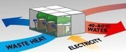 Temperature monitoring e 'waste heat' - Blog Magiant | Magiant - electronic design | Scoop.it