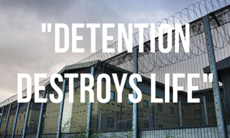The fight continues: it's #Time4aTimeLimit on immigration detention | SocialAction2015 | Scoop.it