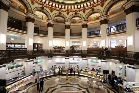 "Heinen's Downtown Cleveland shoppers buy less, but go food shopping more often (photos) | Buffy Hamilton's Unquiet Commonplace ""Book"" 
