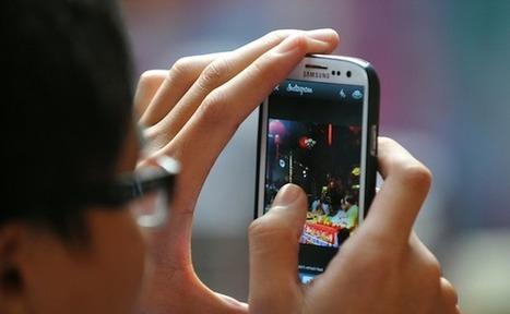 Facebook s'apprête à concurrencer Vine en lançant jeudi la vidéo sur Instagram | Daily Com' & MKG | Scoop.it