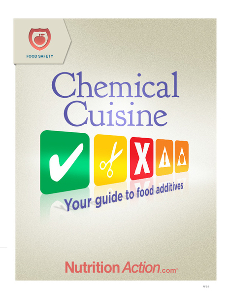 Chemical Cuisine-Your guide to food additives | Food issues | Scoop.it