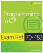 Exam Ref 70-483: Programming in C# - Free eBook Share | TEST | Scoop.it