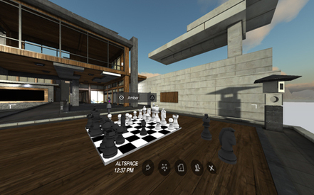 A Startup's Plans for a New Social Reality | 3D Virtual-Real Worlds: Ed Tech | Scoop.it