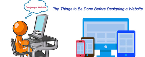 Top Things to Be Done Before Designing a Website | Blog Community – WebDesignInChennai | Technology Blog WDIC | Web Design Trends by WDIC | Scoop.it