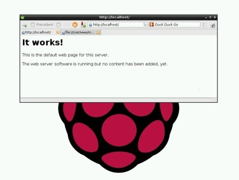 Raspberry-pi : Utilisation en serveur | Projet 1S1 Chinon TPE Cloud local 2013 2014 | Scoop.it