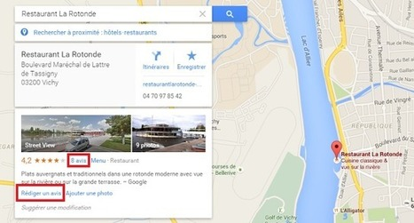 Google supprime aussi les liens de Google Maps vers les pages Google+ locales | OTI Pays des Sorgues et Monts de Vaucluse | Scoop.it