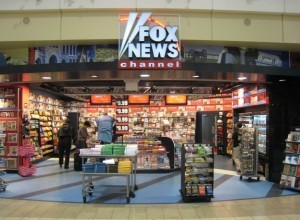 Fifth Airport Location Opens Fox News Channel Store, Coincidentally Also Full of Shit | Daily Crew | Scoop.it