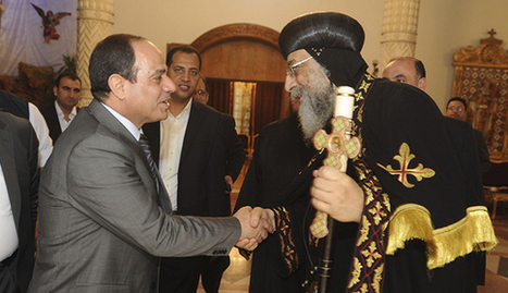 Egyptian Coptic Church tapped to play the role of mediator in Nile River dispute - Al-Monitor: the Pulse of the Middle East | Information wars | Scoop.it