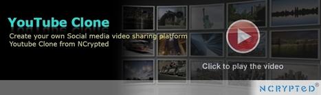 Get excellent YouTube Clone - A Social Media Script from NCrypted   YouTube Clone   YouTube Clone Script   Video Sharing Script   Scoop.it