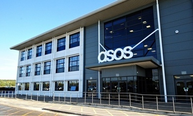Asos in sales decline as strength of pound grows | Ecommerce | Scoop.it